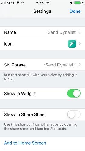 Dynalist-Siri-IFTTT-4