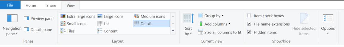 Dynalist Desktop as a Windows File Explorer replacement
